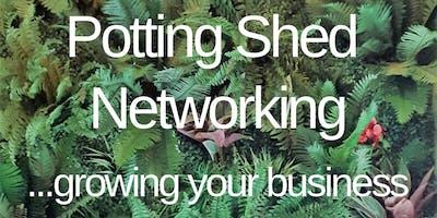 Potting Shed Networking - November