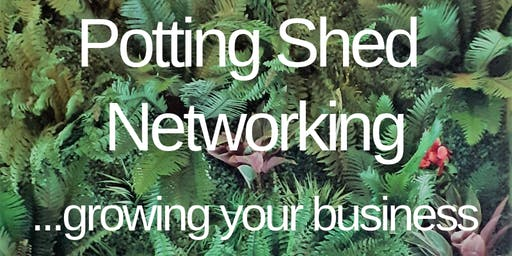 Potting Shed Networking - November