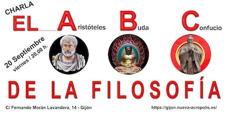 El  A-B-C de la Filosofía entradas