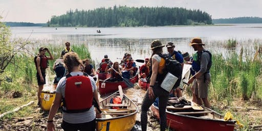 Give a Sh*!  About Human Waste on the Churchill River