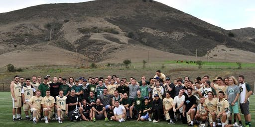 Men's Lacrosse 2019 Alumni Game and Hall of Fame Ceremony