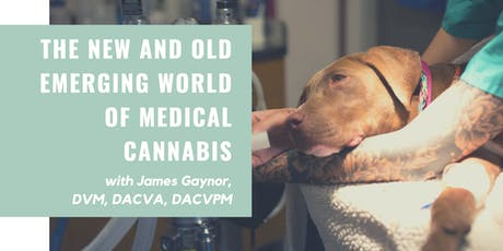 New and Old Emerging World of Medical Cannabis tickets