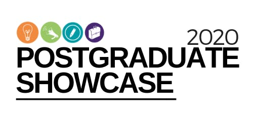 2020 Postgraduate Research Student Showcase Conference