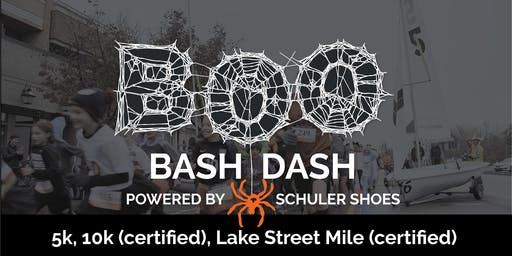 Wayzata's Boo Bash Dash 10k/5k/1 Mile Run 2019