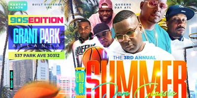 End Of Summer Jam 2019 (The Official QUEENS DAY)