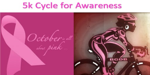5k Cycle for Awareness