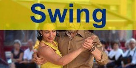 Swing dance lessons - Sundays in September 7pm tickets