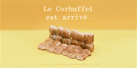 A Wild Book Party for Esther Choi's Le Corbuffet: Edible Art and Design Classics tickets