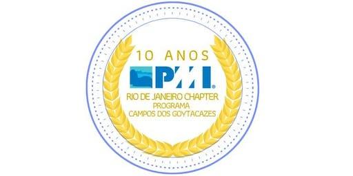 V EGP – PMI RIO / Programa Campos