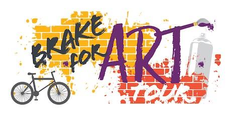 Brake for Art tickets