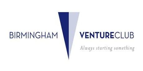 Birmingham Venture Club October Membership Meeting tickets