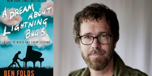 Ben Folds Book Signing