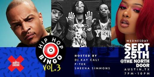 Hip Hop Bingo Vol.3 - Dirty South Edition