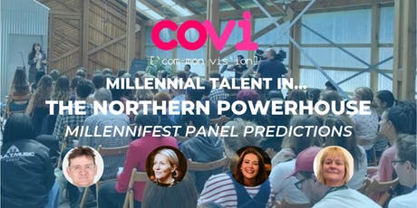 Panel Predictions: Millennial talent in the Northern Powerhouse tickets