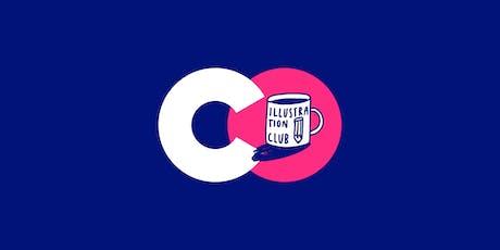 Illustration Club x Cardiff Design Festival tickets