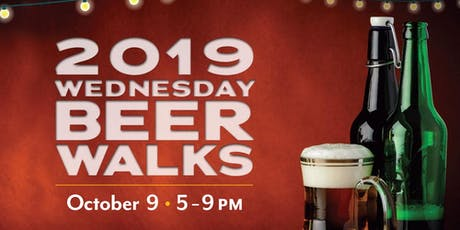 Downtown South Bend October Beer  Walk tickets