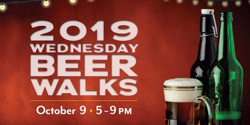 Downtown South Bend October Beer  Walk