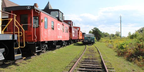 Thanksgiving Train Rides: October 12th tickets
