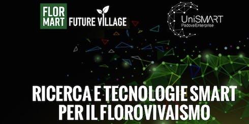 Ricerca e Tecnologie Smart per il Florovivaismo