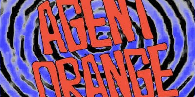 Agent Orange, The Withdrawals, The Cretins, and Tanked@Jerry's Pizza 11/21/19