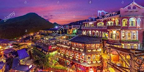 Trip to Taiwan tickets