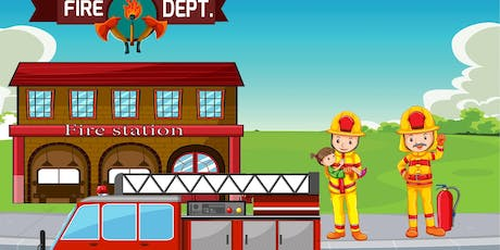 Fire Prevention Story Time tickets
