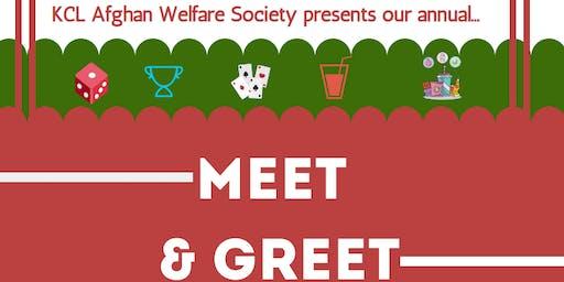 Meet and Greet- KCL AWS