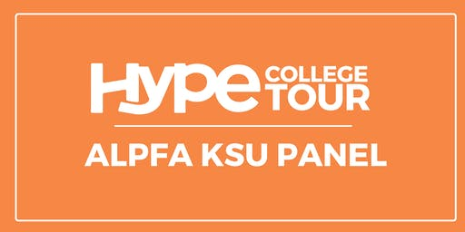 HYPE College Tour: ALPFA KSU Panel