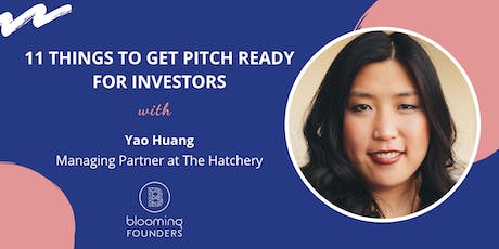 Business Over Breakfast: 11 Things To Get Pitch Ready For Investors tickets