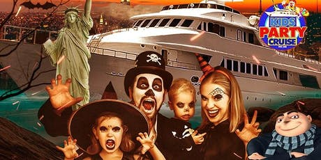 Halloween Kids Party Cruise with Minions & Gru  tickets