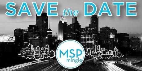 MSP Mingle at Wells Fargo tickets