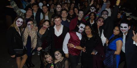 Halloween's 'Haunted Shoreditch Pub Crawl'- Saturday tickets