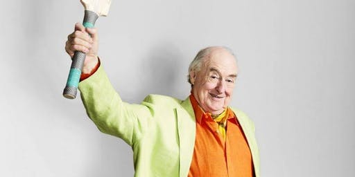 Talk and signing with Henry Blofeld: My A-Z of Cricket