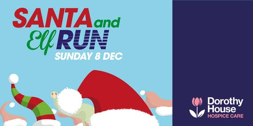 Santa and Elf Run 2019