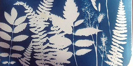 The Aesthetics of Nature: Cyanotype Workshop with Kyle Browne tickets