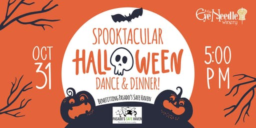 Spooktacular Halloween Dance & Dinner