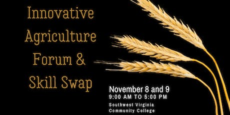 Innovative Agriculture Forum & Skill Swap tickets