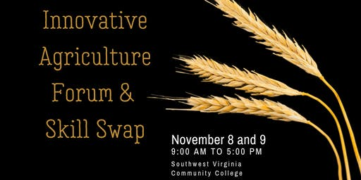 Innovative Agriculture Forum & Skill Swap