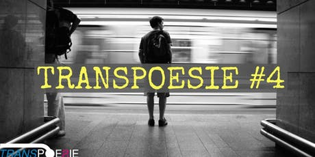 Transpoesie Poetry Evening #4 tickets