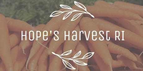 Carrot Gleaning Trip with Hope's Harvest - Wednesday 9/18 - 9:30 - 12:30pm tickets