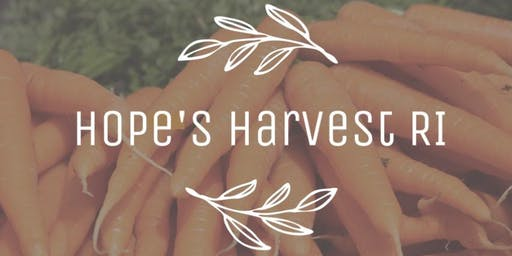 Carrot Gleaning Trip with Hope's Harvest - Wednesday 9/18 - 9:30 - 12:30pm