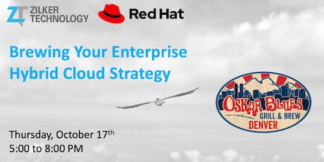 Brewing Your Enterprise Hybrid Cloud Strategy tickets