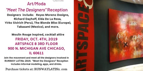 "Art/Moda ""Meet the Designers"" Reception tickets"