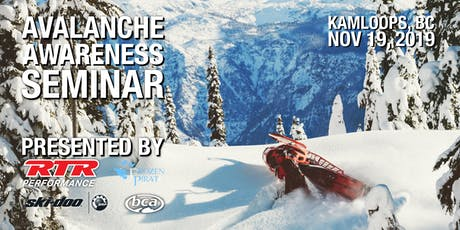 Avalanche Awareness Seminar - Kamloops tickets