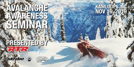 Avalanche Awareness Seminar - Kamloops