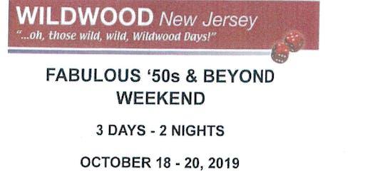 Fabulous '50s & Beyond Weekend