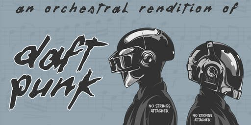 A LIVE Orchestra Perform: Daft Punk's Greatest Hits - Leeds
