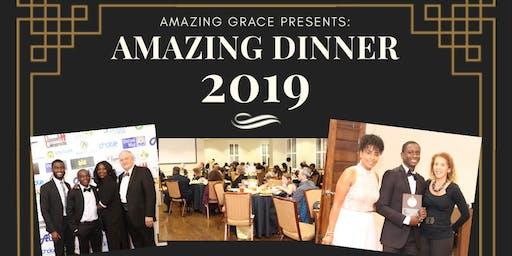 Amazing Grace - Honoring Africa's Children's Fund & Chairman Turner