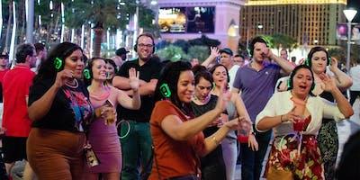 Big Bus Silent Disco Bar Crawl Dance Party