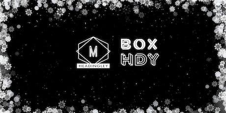 Headingley Christmas Showcase (Manahatta and The Box) tickets